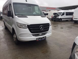 new MERCEDES-BENZ Sprinter IDILIS 516,  22+1+1  *COC* 5500 kg*  prolonged with 50c passenger van