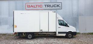 VOLKSWAGEN Crafter + LIFT box truck < 3.5t