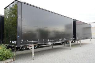 WECON BDF BODY , MEGA , 19 EPAL , 3m height , 2 units curtainside swap body