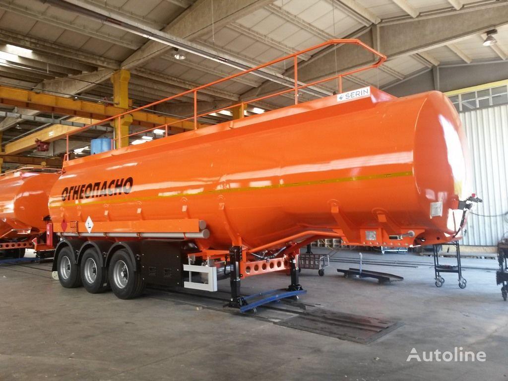 new SERIN 2020 fuel tank trailer