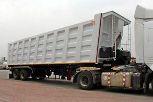 new TIRKON TIPPER TRAILER DIRECTLY FROM MANUFACTURER tipper semi-trailer