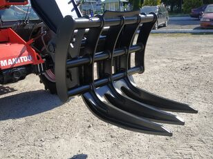 new MANITOU  JCB Dieci stump cutter
