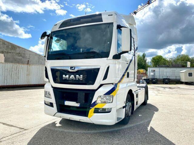 MAN TGX 18.480 EfficientLine -XLX tractor unit
