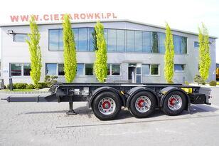 DENNISON Tridem  chassis trailer