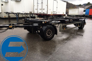 KRONE AZ container chassis trailer