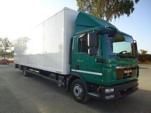 MAN TGL 12 250 box truck