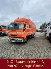RENAULT M 210.13 / Manschaftswagen / box truck