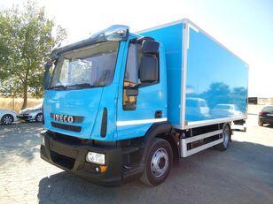 SCANIA EUROCARGO 12.250 box truck