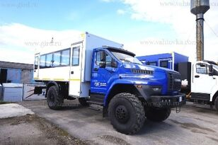 new URAL Вахтовый автомобиль Урал NEXT 22 места box truck