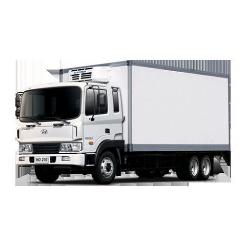 new HYUNDAI HD210 box truck