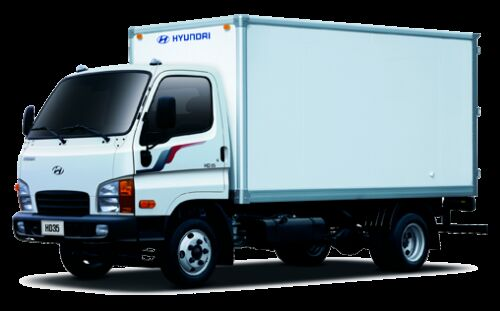 new HYUNDAI HD35 box truck