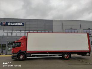 SCANIA P-270 4x2 250.tkm Original!!!  box truck