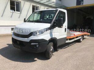 IVECO Daily 50 C 18 Járműszállító Csörlővel és Rámpával car transporter