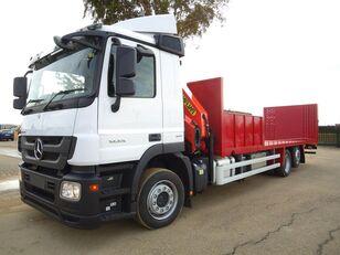MAN ACTROS 25 32 car transporter