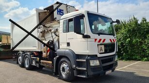 MAN TGS 26.320 LL 6x2 Fahrgestell Chassi rigth hand chassis truck