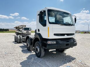 RENAULT 2007 chassis truck