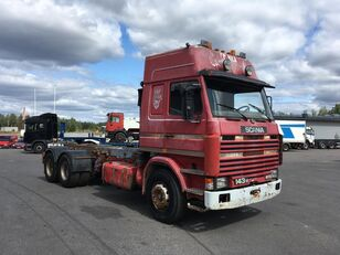 SCANIA R143  chassis truck