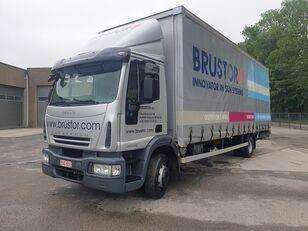 IVECO EUROCARGO ML120E25P EURO5 curtainsider truck