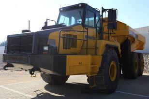 KOMATSU HM400 dump truck