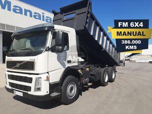 VOLVO FM12 380 6X4 BASCULANTE dump truck