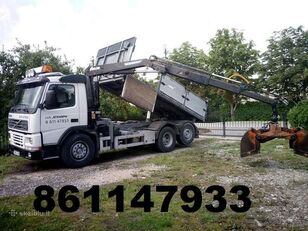 VOLVO FM 340 dump truck