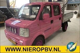 DFSK V21 Dubb cab Airco MMBSZ1 * SPECIAL PINK HUMMER EDITION* flatbed truck