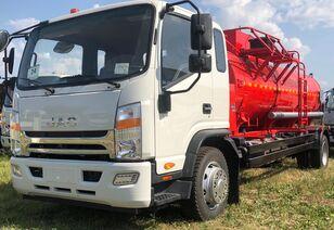 new JAC Автотопливозаправщик АТЗ-8 на шасси JAC N 120 fuel truck