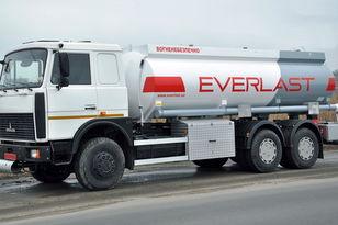 new MAZ 12 fuel truck