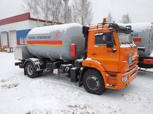 new KAMAZ 45253 gas truck