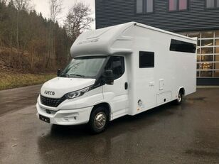 new IVECO Pferdetransporter horse truck