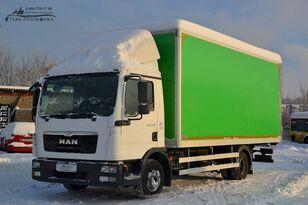 MAN TGL 12.180 4x2 BL isothermal truck