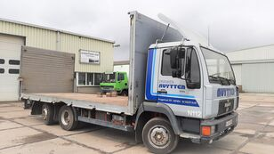 MAN L2000 12.160 / 6x2 Manual pump platform truck