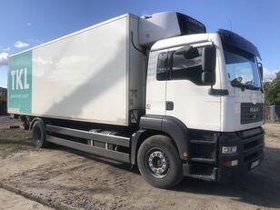 MAN TGA 18.310 Рефрижератор Carrier -30 45м Повне пневмо! refrigerated truck