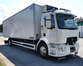 RENAULT D 18.280, 22 euro paliet refrigerated truck