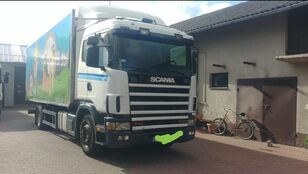 SCANIA 94D-260 model refrigerated truck