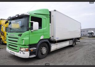 SCANIA P230 DB4X2MLB Euro 5. refrigerated truck