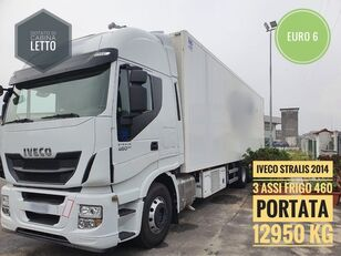 IVECO Stralis 460  refrigerated truck