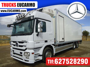 MERCEDES-BENZ ACTROS 25 46 refrigerated truck