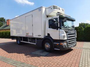 SCANIA P 270 NOWE OPONY refrigerated truck
