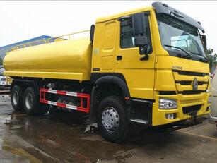 new SINOTRUK tanker truck