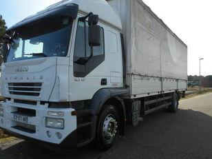 IVECO Stralis 270 tilt truck