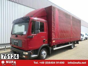 MAN TGL 8.210 BL tilt truck