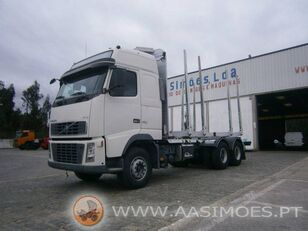 VOLVO FH16 580 timber truck