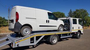 new ISUZU NPR 75L-K crew cab tow truck