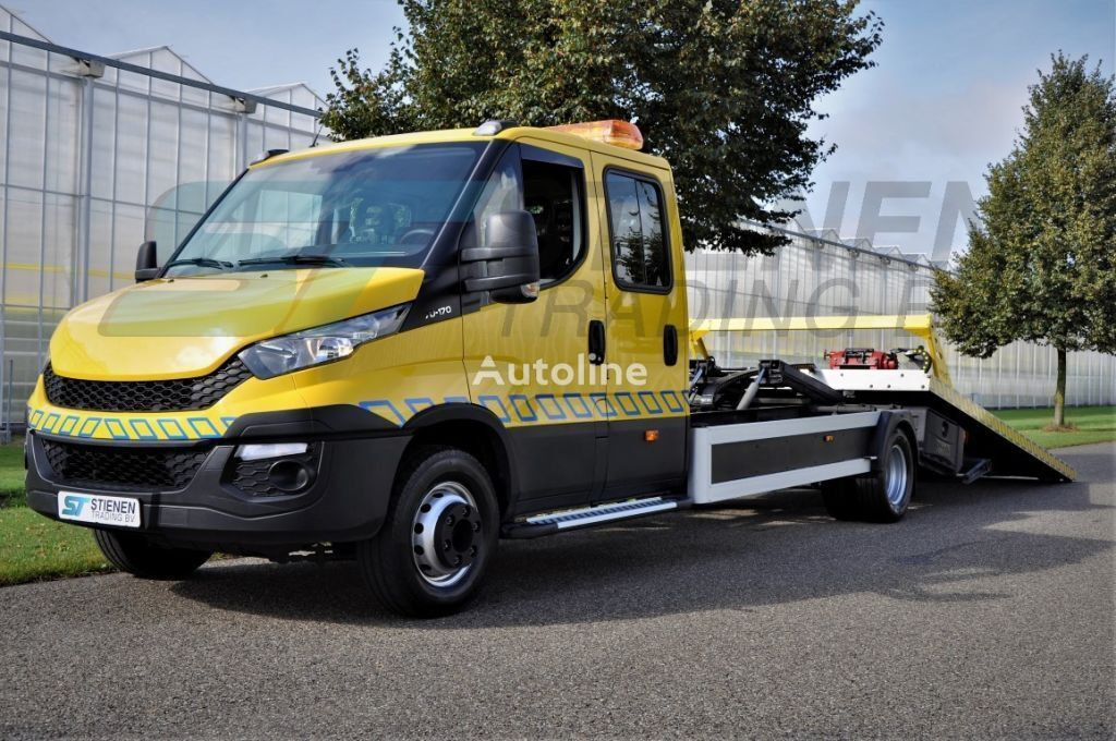 IVECO Daily 70C17 Recovery truck - Abschleppfahrzeug tow truck
