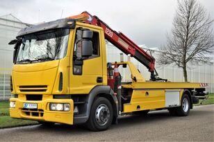 IVECO EuroCargo 120 ML120E25/P tow truck