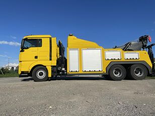 new MAN TGX 33.430 INT-35 tow truck